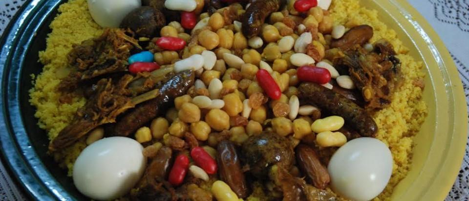 11 septembre : journée des nourritures du Ras El Am El Hijri