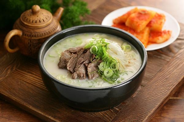 3 octobre 2018 : journée du seolleongtang