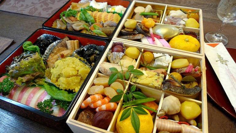 jeudi 2 janvier 2020 : seconde journée de l'Osechi ryori